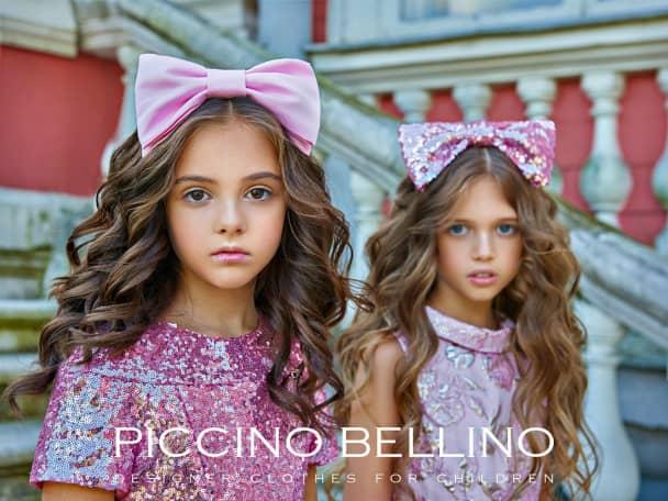 SALE 20% - 50% на всю коллекцию Piccino Bellino