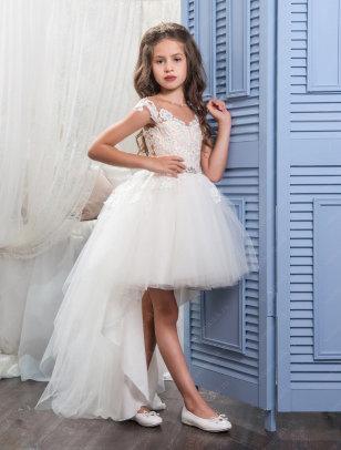 Платье бальное TRINITY bride арт.TG0583 молочный