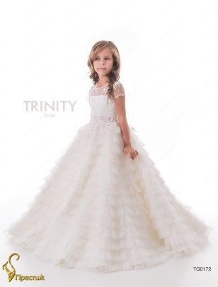 Платье бальное TRINITY bride арт.TG0172 молочный