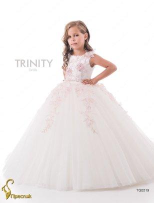 Платье бальное TRINITY bride арт.TG0219 молочный