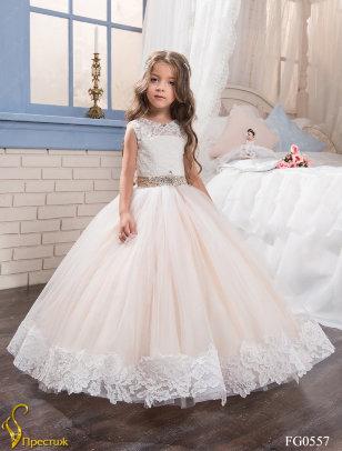 Платье бальное TRINITY bride арт.TG0507 молочный
