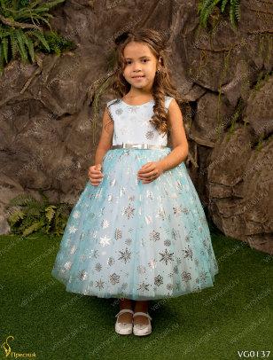 Платье бальное Престиж VG0137 цвет на выбор