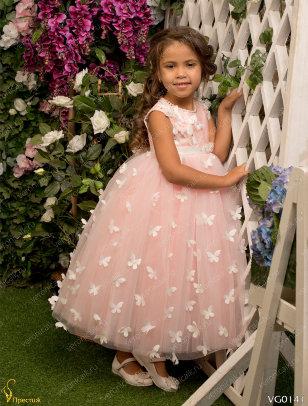Платье праздничное Престиж VG0141A цвет на выбор