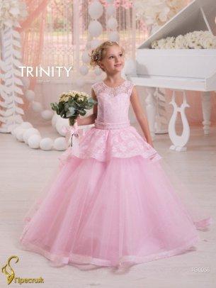 Платье бальное TRINITY bride арт.TG0058 розовый