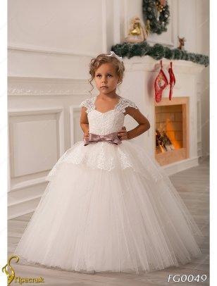 50925c82cd2e106 Нарядные платья для девочек в интернет-магазине Pink Boutique ...