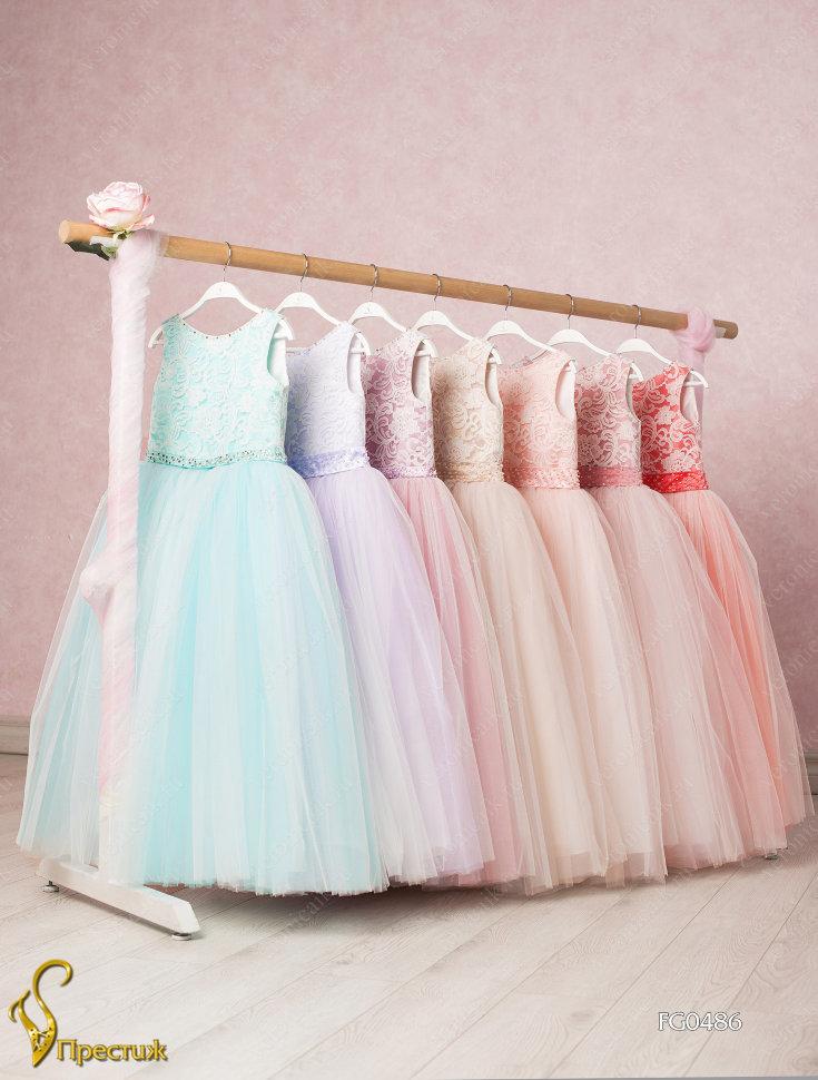 012052dcf2a Платье бальное TRINITY bride арт.FG0486 цвет на выбор