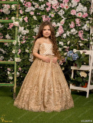 Платье праздничное Престиж VG0094 цвет на выбор