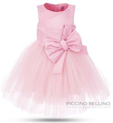 """Платье Piccino Bellino """"Подарок судьбы"""" арт 0344 розовый"""