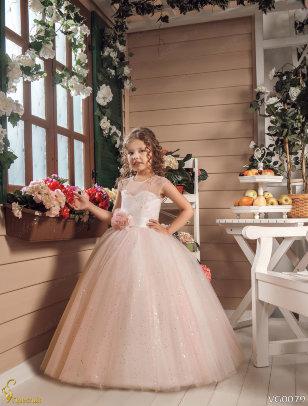 Платье бальное Престиж VG0079 цвет на выбор