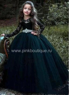 Платье праздничное Престиж арт. FG 0617 черный