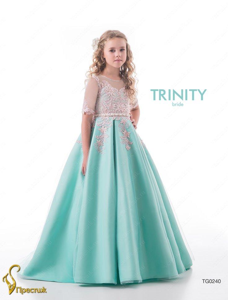 fa21aedd000 Платье бальное TRINITY bride арт.TG0240 цвет мяты