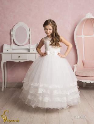 Платье детские тринити