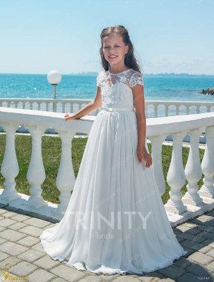 67075502f74 Платье бальное TRINITY bride арт.TG0342 молочный