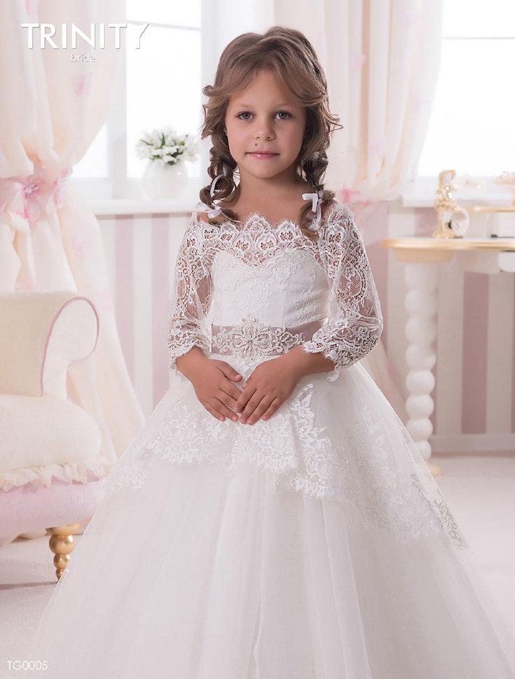 3f800801692 Платье бальное TRINITY bride арт.TG0005 молочный. +. Посмотреть больше  фотографий
