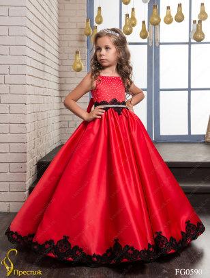 Детские концертные платья