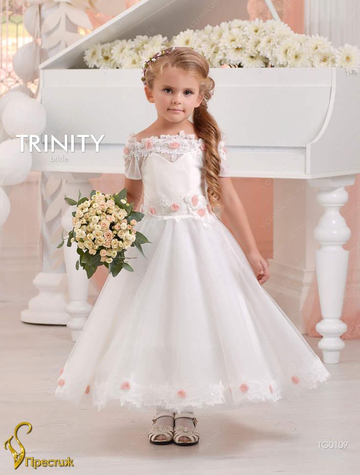 f1ad0d8253b Платье праздничное TRINITY bride арт.TG0109 Айвори (Ivory)